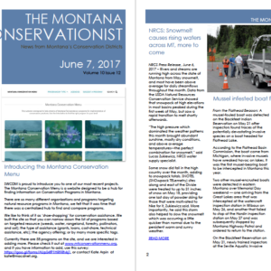 The Montana Conservationist, June 7